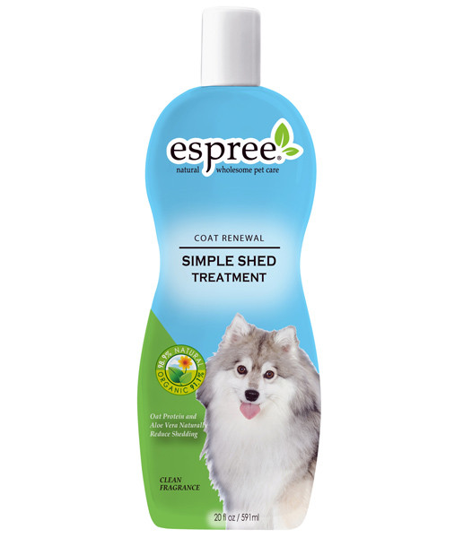 Espree Simple Shed Treatment