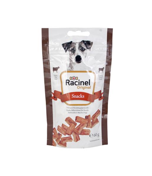 Racinel Snacks Biff and Lamm