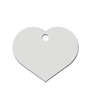 Namnbricka Hjärta