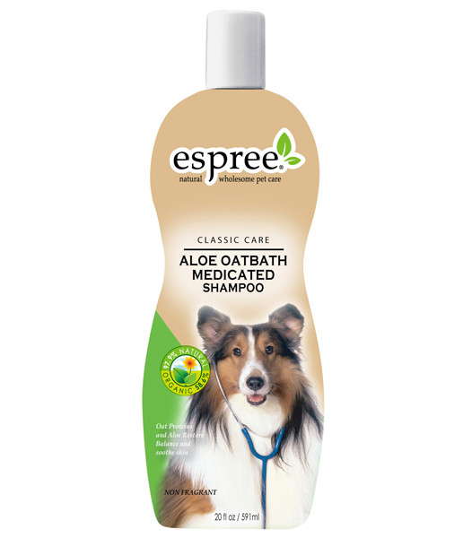 Espree Aloe Oatbath Medicated Shampo