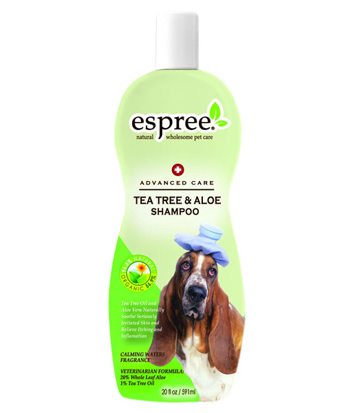 Espree Tea Tree and Aloe Shampo