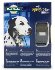 Petsafe Anti-Bark Spray Collar Deluxe