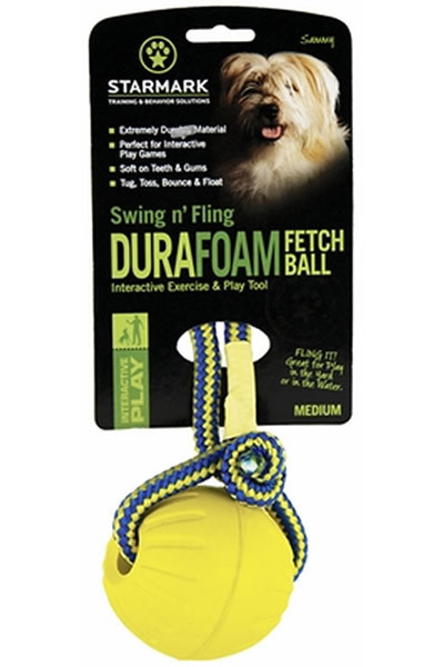 StarMark Durafoam Fetch Ball