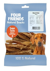 Four Friends Natural Snacks Beef Tribe