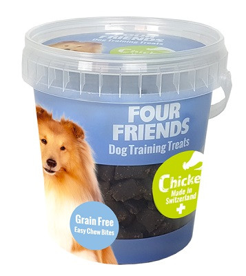 Four Friends Training Treats Chicken