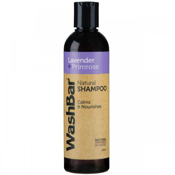 WashBar Lavender+Primrose Shampoo