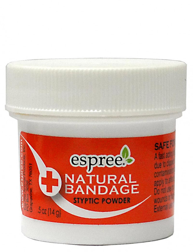 Espree Natural Bandage Stryptic Powder