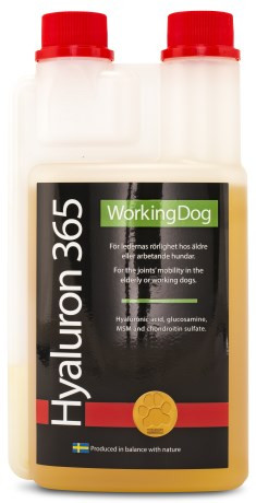 Working Dog HYALURON 366
