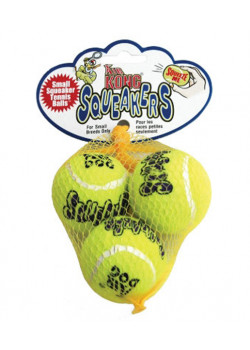 Kong Air Dog Squeaker 3-pack