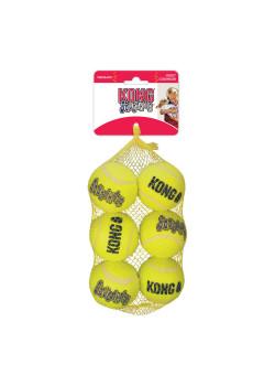 Kong Air Dog Squeaker 6-pack