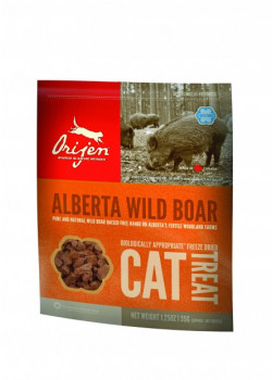 Orijen Cat Treats Wild Boar