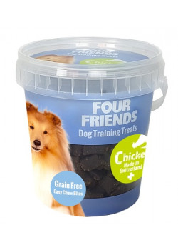 Four Friends Training Treats Chicken