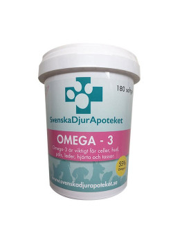 Svenska Djurapoteket Omega-3