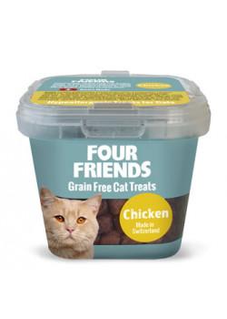 Four Friends Cat Treat Chicken