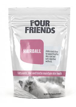 Four Friends Kattgodis Hairball