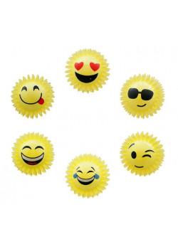 Hundleksak Smiley
