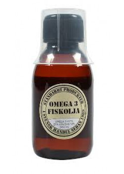 Standardt Omega 3 Fiskolja