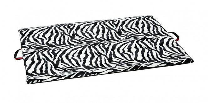 Klin Dyna Konstläder Zebra
