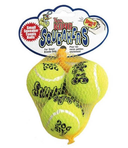 Kong Air Dog Squeaker 3-pack