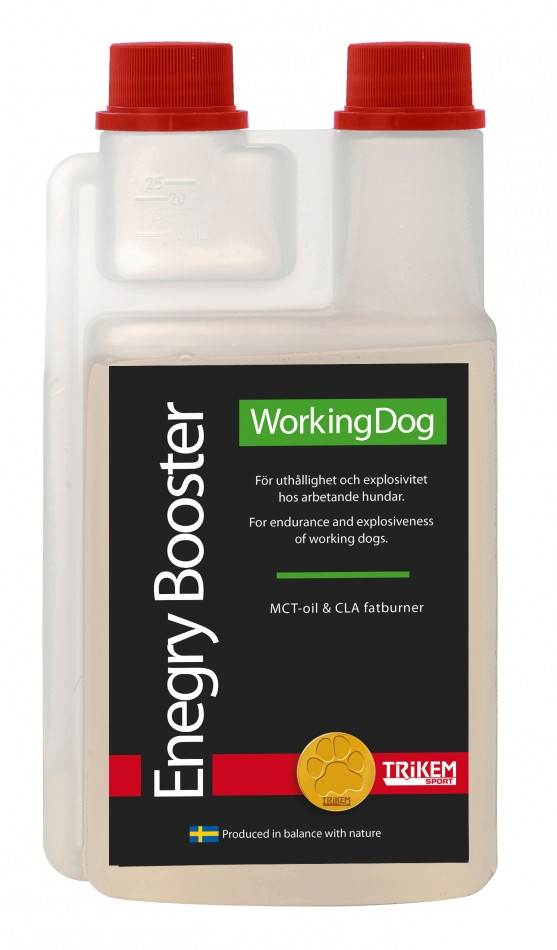 Working Dog ENERGY BOOSTER