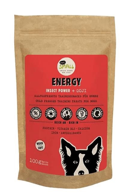 ENERGY Insect power + Goji