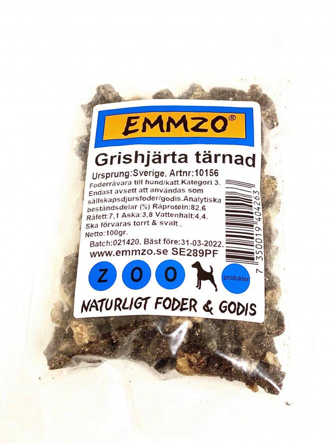 Emmzo Grishjärta