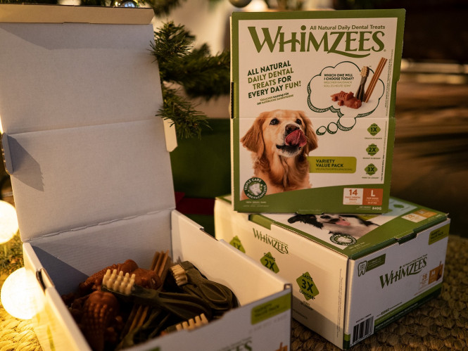 Whimzees Variety Value Box L 14st