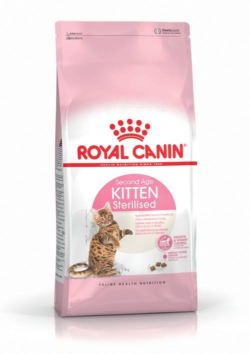 Royal Canin Katt Kitten Sterilised 2 kg