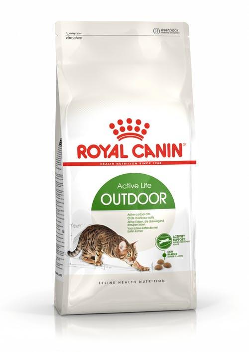 Royal Canin Katt Outdoor 2kg