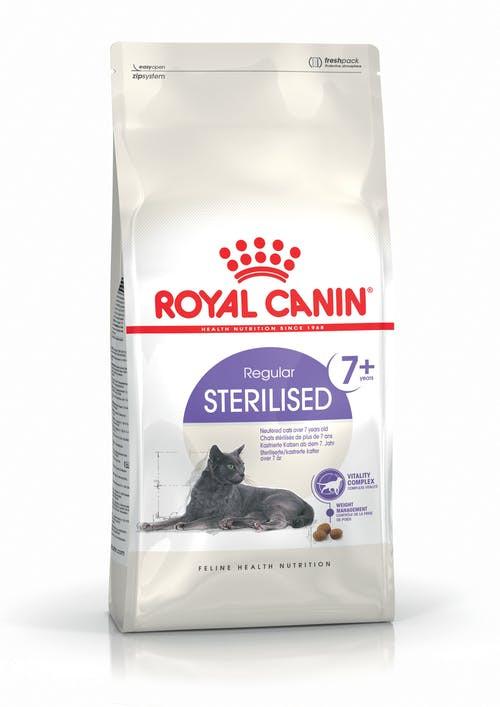 Royal Canin Katt Sterilised 7+ 1,5 kg