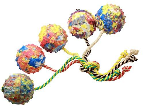 Gappayboll Massiv gummi