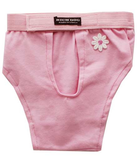 Valentino Rich Dog Flower Pants