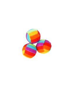 Kattleksak Boll Rainbow