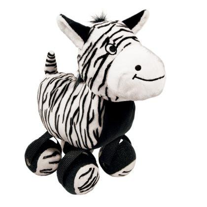 Kong TenniShoes Zebra