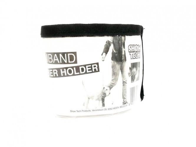 Nummerlappshållare Armband