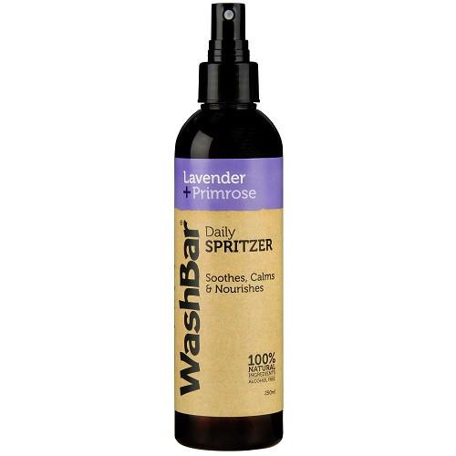 WashBar Daily Spritzer Lavender + Primrose
