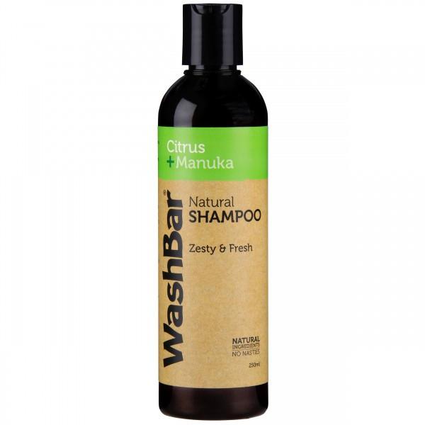 WashBar Citrus+Manuka Shampoo