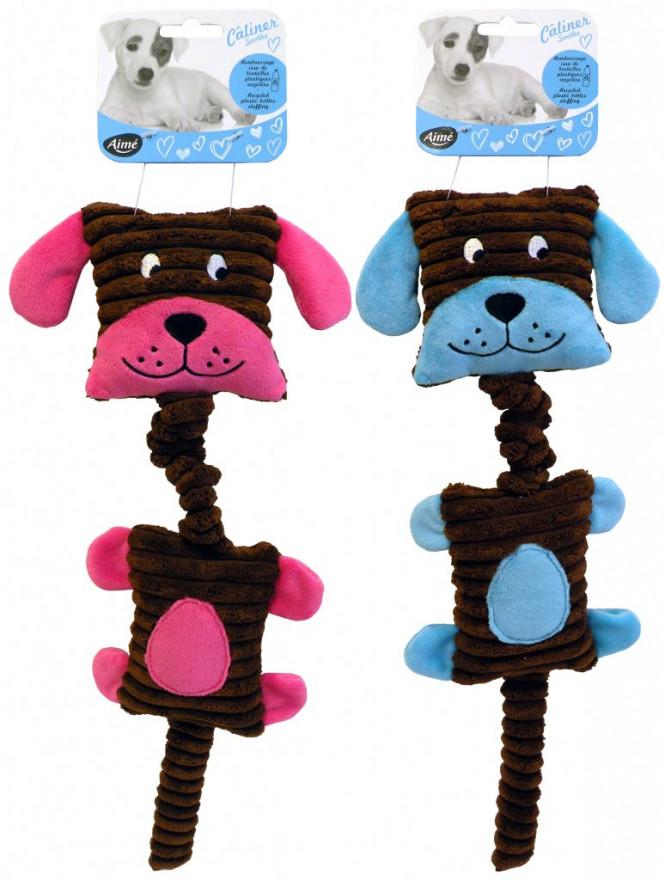 Hundleksak Plyschhund Aimé