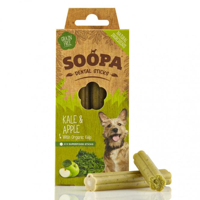 Soopa Sticks KALE and APPLE 100gr