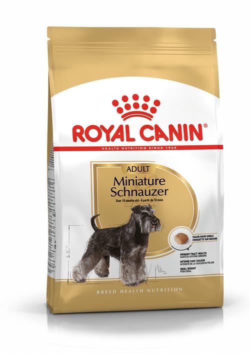 Royal Canin Hund Miniature Schnauzer Adult 3kg