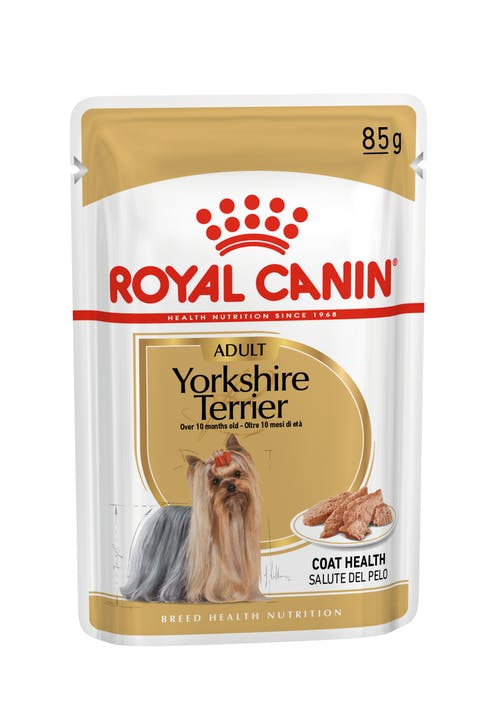 Royal Canin Hund Breed Wet Yorkshire Terrier