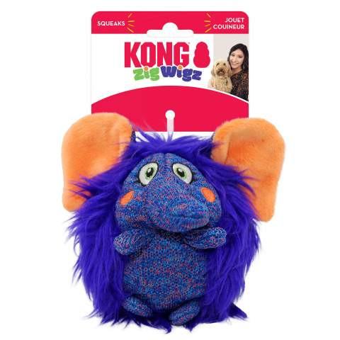 Kong ZigWigz Elephant