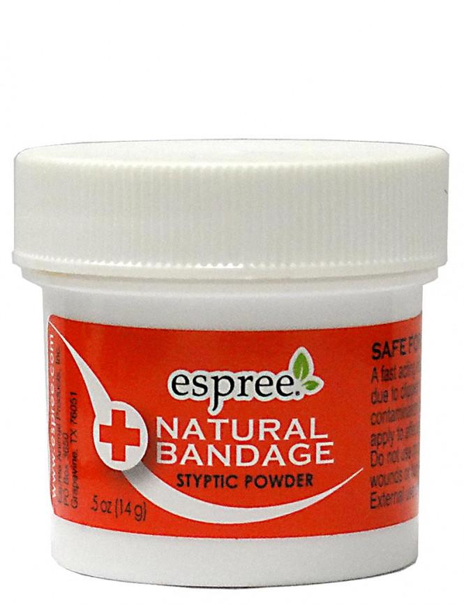 Espree Natural Bandage Stryptic Powder