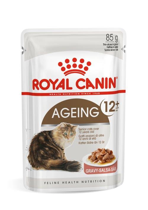 Royal Canin Katt Wet Ageing 12+ Gravy 85g