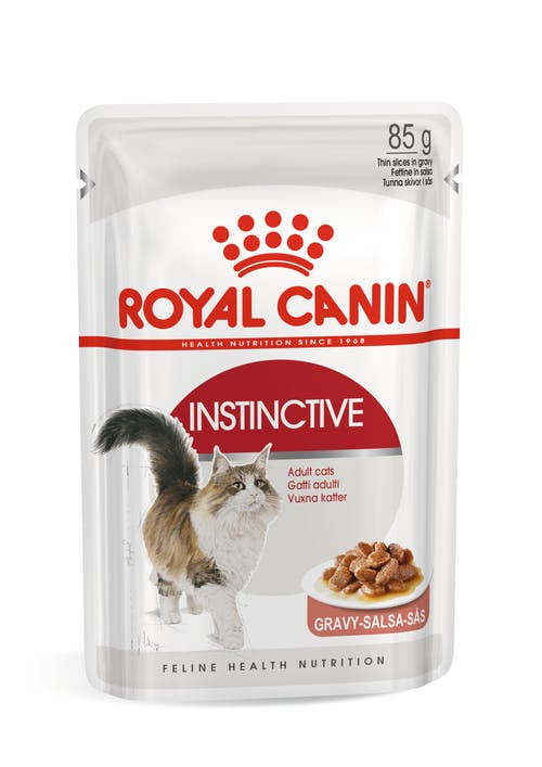 Royal Canin Katt Wet Instinctive Gravy 85g