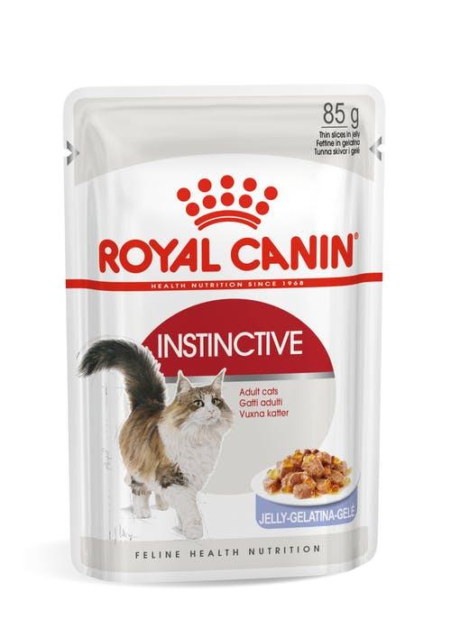 Royal Canin Katt Wet Instinctive Jelly 85g
