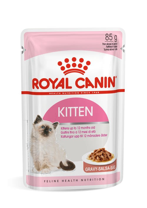 Royal Canin Katt Wet Kitten in Gravy 85g
