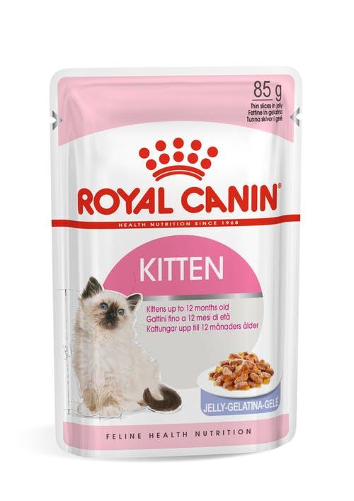 Royal Canin Katt Wet Kitten Jelly 85g