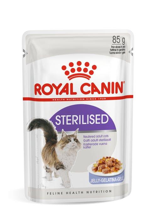 Royal Canin Katt Wet Sterilised Jelly 85g
