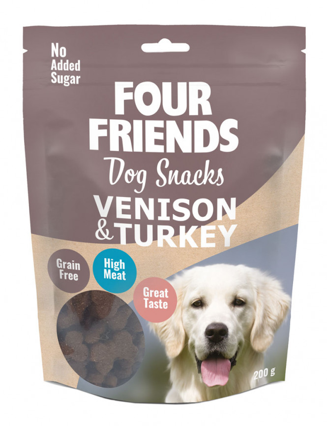 Dog Snacks Venison and Turkey